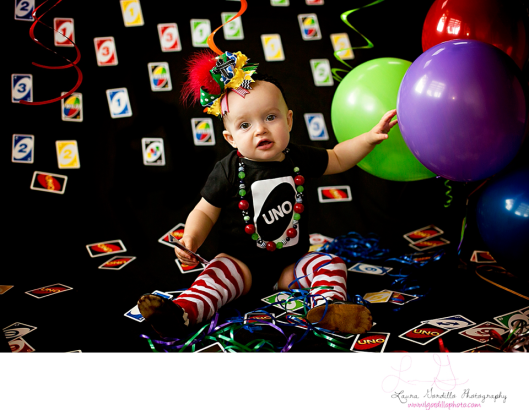 baby, photography, 1 year, session, UNO inspired, Phoenix , AZ